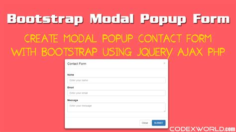 membuat oauth facebook membuat form login codeigniter bootstrap bootstrap modal