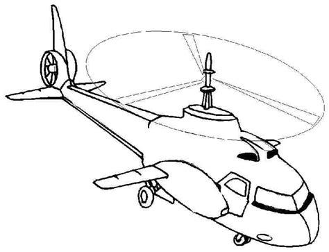 helicopter coloring pages for kids coloring home