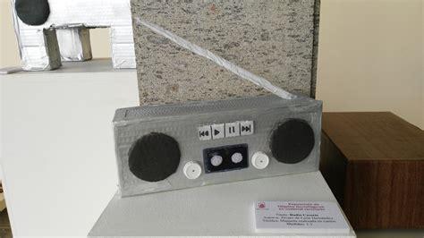 radio reciclable exposici 243 n de ingeniosos objetos tecnol 243 gicos hechos con