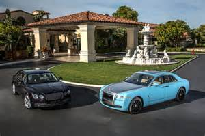Are Bentley And Rolls Royce The Same Company News Legends Of The Road