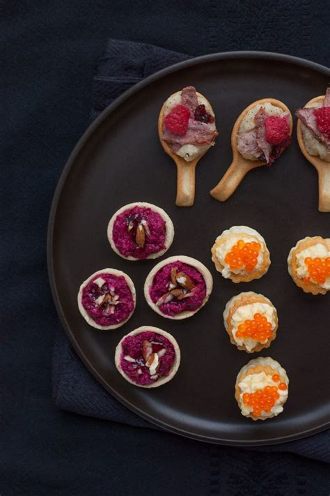 easy canapes to in advance 28 images parma ham
