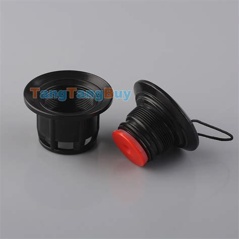 rib boat valve replacement black seal air valve for inflatable boat