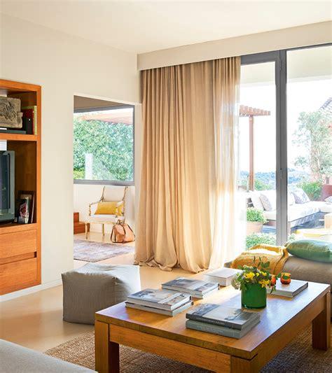 cortinas rusticas cortinas rusticas para salon blanco cortina de encaje
