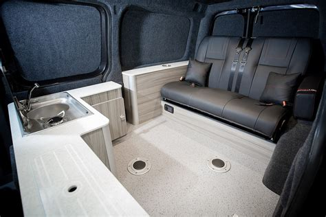 C E Auto Upholstery Caddy Conversions New Wave Custom Conversions