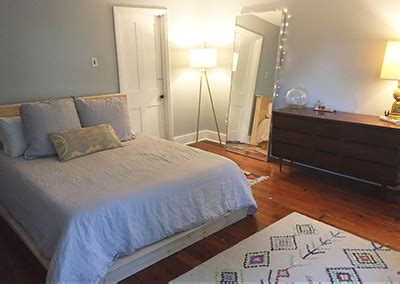 new tricks for the bedroom 6 ways i made my small bedroom look way bigger philadelphia magazine