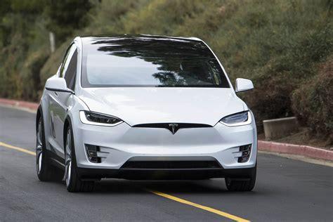 Bloomberg Tesla Drive The New Tesla Model X Suv Has Some Surprises