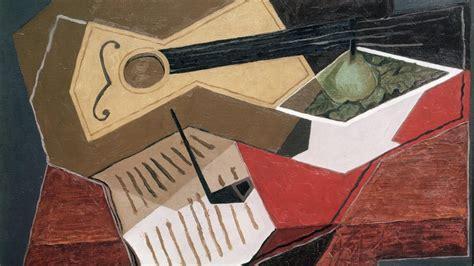 Synthetischer Kubismus Bilder 4124 by Kubismus Juan Gris Der Maler Der Gitarren Verw 252 Rfelte