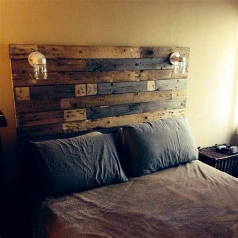 wall mounted headboards diy diy headboard euro pallets interior design ideas avso org