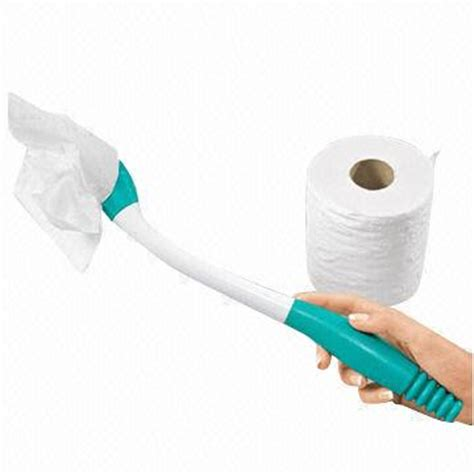 toilet tissue aid for self wipe on global sources