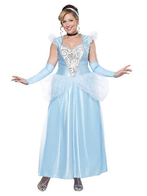 Dress 20136 Classic plus size classic cinderella costume 01744 fancy