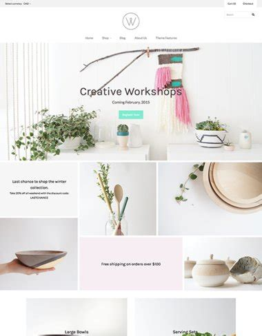 shopify themes grid 100 premium shopify themes for ecommerce stores