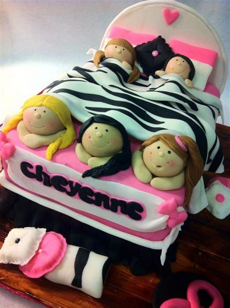 Best Slumber  Ee  Party Ee   Ever Cake Cakecentral M