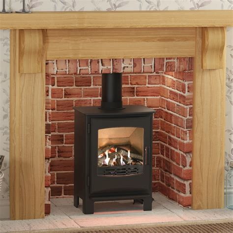 broseley evolution ignite  conventional flue natural gas