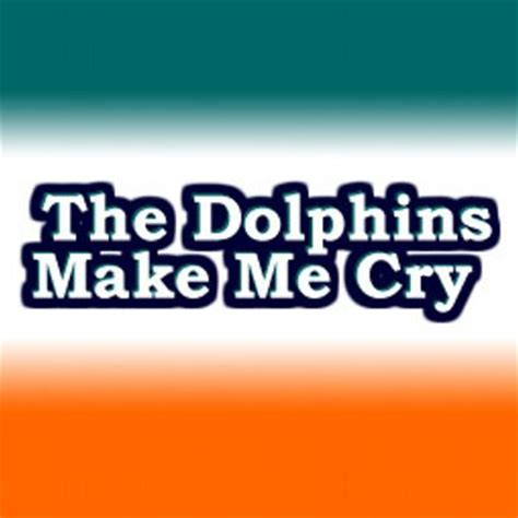10 That Make Me Cry by Dolphins Make Me Cry Tdmmc