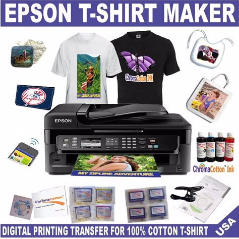 T Shirt Maker T Shirt Maker Printer Transfer 100 Cotton Bulk Ink 100