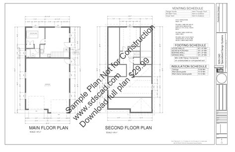 mother in law apartment floor plans garage plans with loft sds plans