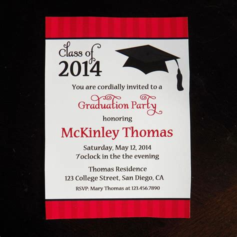 college graduation party invitations party invitations