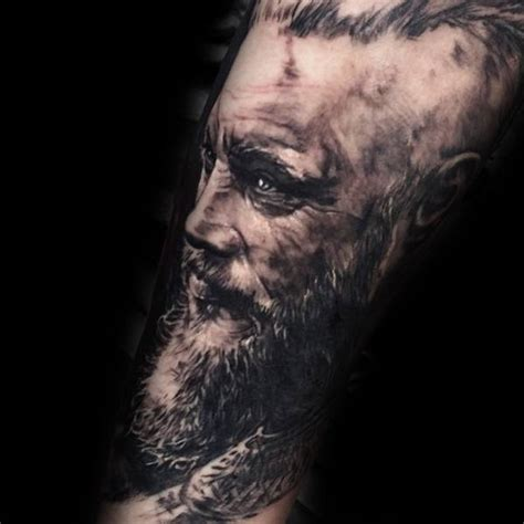 ragnar lothbrok tattoo 60 ragnar lothbrok designs for vikings ink ideas