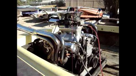 how to make a jet boat engine 455 oldsmobile v8 big block jet boat engine motor youtube
