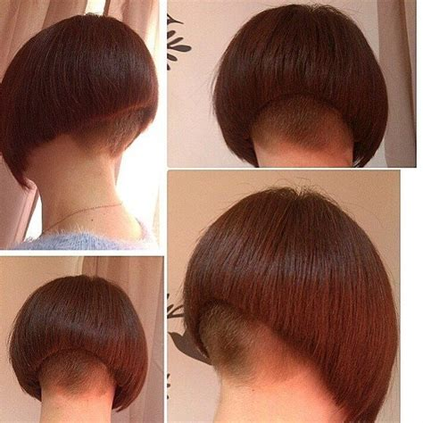 staked nape bobs 867 best images about bobbed hairstyles on pinterest