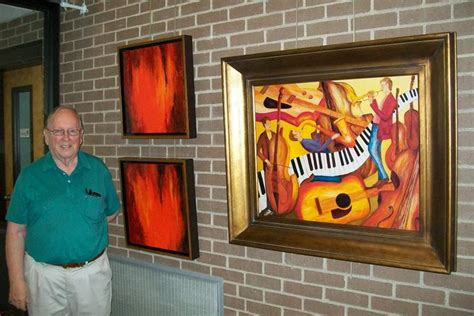 planters bank clarksville tn planters bank to exhibit larry martin s colorful in