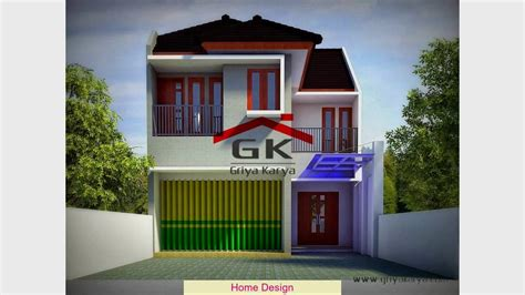 desain warung kecil depan rumah desain rumah dan toko youtube