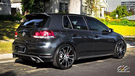 black volkswagen gti volkswagen golf gti 2015 black 2015 cars cec tuning wheels
