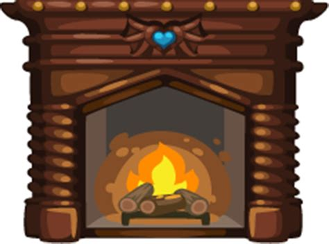 Fireplace Graphic by Winter Clip