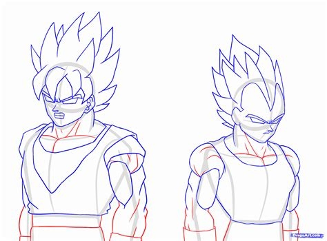 supercar drawing how to draw a super saiyan super saiyan step by step