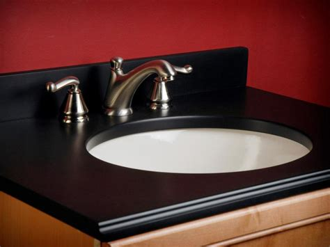 Composite Countertop by Composite Bathroom Countertops Hgtv
