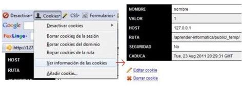 Tutorial Php Cookies | tutorial php cookies en php