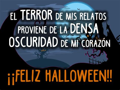 imagenes de halloween terrorificas con frases im 193 genes de halloween 174 fotos de miedo con frases