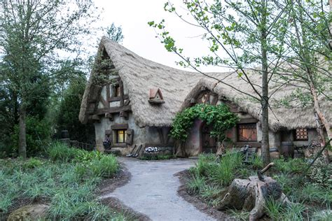 Dwarfs Cottage by Disney Seven Dwarfs Cottage Related Keywords Suggestions