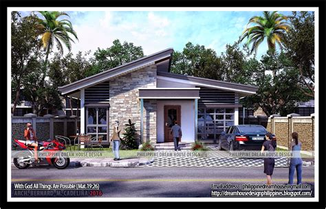 design bungalow house philippine dream house design two bedroom bungalow house
