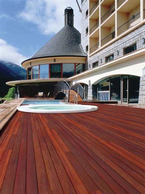 terrazze in legno legno per esterni terrazza in legno nordholz