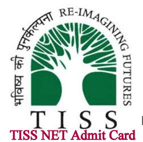 Tiss Mba Fees by Tiss Net Admit Card Entrancetest19 In