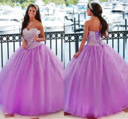 light purple gown 2015 light purple luxury sequins quinceanera dresses