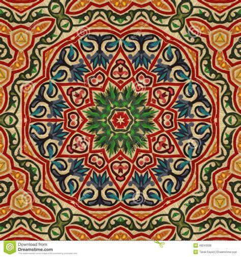 art pattern maker seamless khayameya pattern design 001 stock photo image