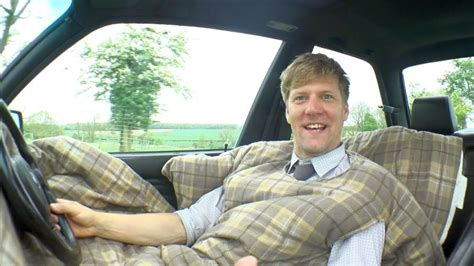 comfortable ways to sleep in a car colin furze invents carvet to make sleeping in car more