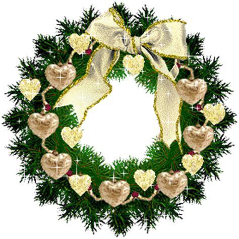 funny animated christmas wreaths wreath animated gif gif by lituania 2009 photobucket