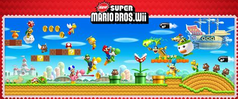 New Super Mario Bros Wii Star Coins | new super mario bros wii star coins locations guide