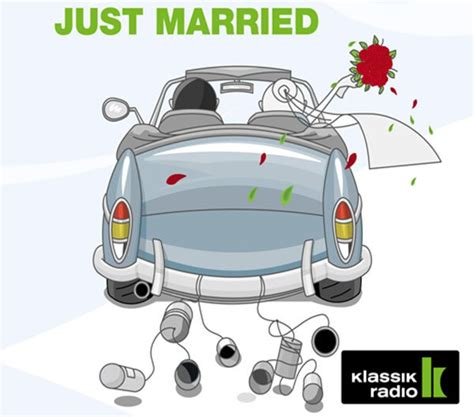 Just Married Auto Comic by The Gallery For Gt Just Married Car