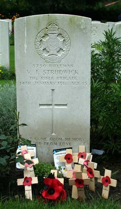 joe strudwick the regiment war