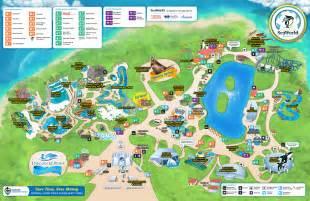 seaworld map seaworld 174 park map seaworld 174 san antonio