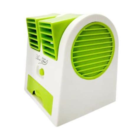 Kipas Blower Ruangan jual mini fan blower kipas angin ac hijau