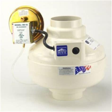 dbf110 dryer booster exhaust fan fantech 411347 dbf 110 dryer exhaust fan 120 v 1 phase