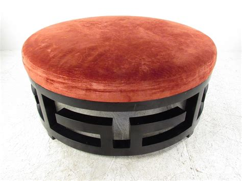 oversized ottomans for sale oversized mid century style ottoman for sale at 1stdibs