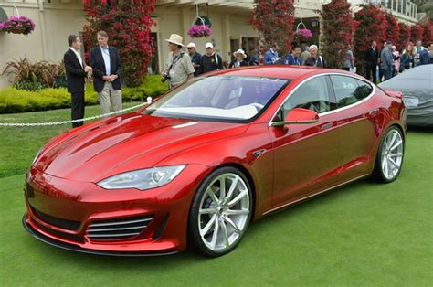 Saleen Tesla Saleen Turns Its To Tesla Model S With Mixed Results