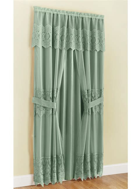 carol wright curtains joelle lace curtain carolwrightgifts com