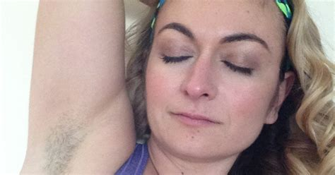 armpits4august body hair beauty myth and pcos the f word